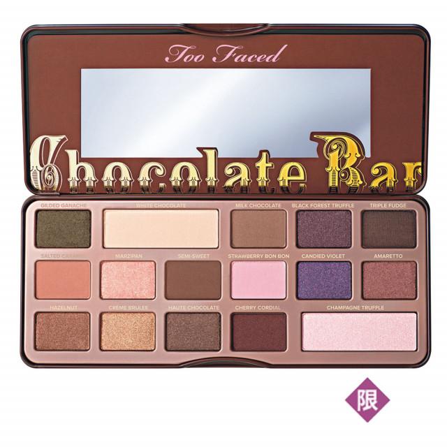Too Faced(トゥー フェイスド)|チョコレート バーアイシャドウ パレット