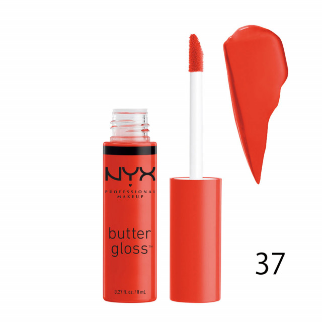 NYX Professional Makeup バター リップ グロス