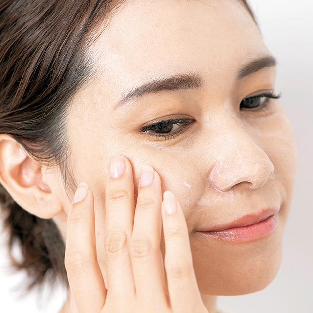 オバジの洗顔パウダーの効果的な使い方って?
