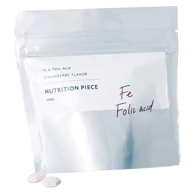 オルビス|ニュートリションピース 鉄&葉酸