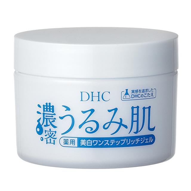DHC|濃密うるみ肌薬用 美白ワンステップ リッチジェル[医薬部外品]
