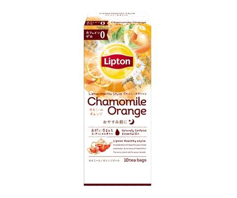リプトンヘルシースタイル(カモミール・オレンジ ティーバッグ)