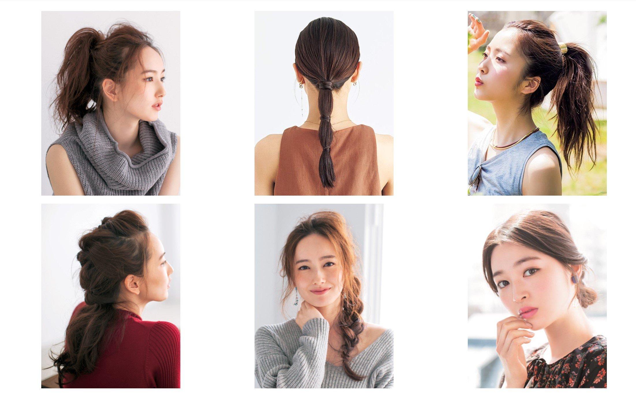 ロング ヘア アレンジ 前髪 なし 簡単ロングヘアアレンジ14選|まとめ髪からエレガントに決まるハーフアップ、前髪なしスタイルもご紹介