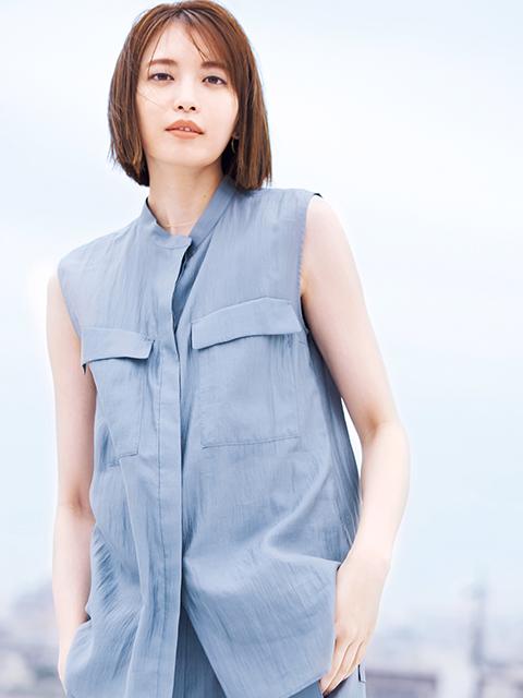 モデル/宮田聡子