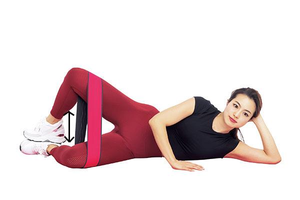 ペタンコ尻タイプ|おしりの上部を鍛えてボリュームアップ