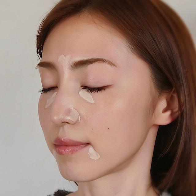 マスクをするときのコンシーラーの使い方