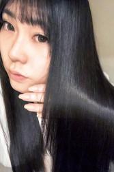 ヘアパーツモデル MAYOさん