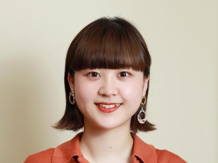 ヘアサロン tricca銀座店 スタイリスト 野口眞莉奈さん