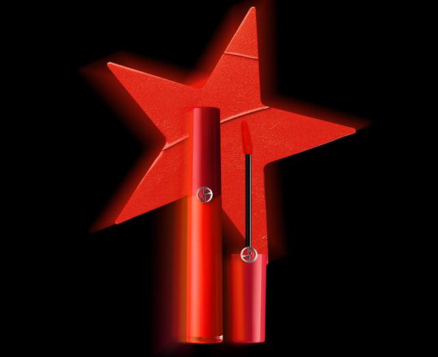 ジョルジオ アルマーニ ビューティのアイコンリップ「リップ マエストロ」のイチオシ新色を3名様にプレゼント!【『美的』Twitter限定プレゼント】