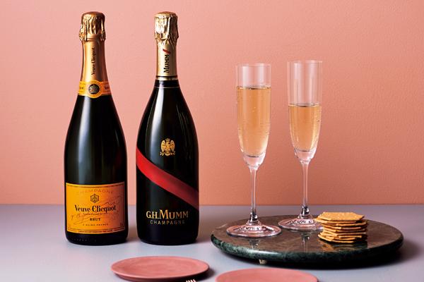 家呑み】GWは自宅でのんびり♪ 美のプロおすすめのシャンパン2選   美的.com