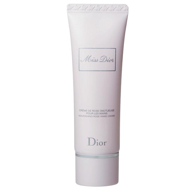 バラが匂い立つ香水「ミス ディオール」の香り ディオール
