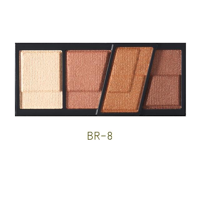 #BR-8 グリッターブラウン