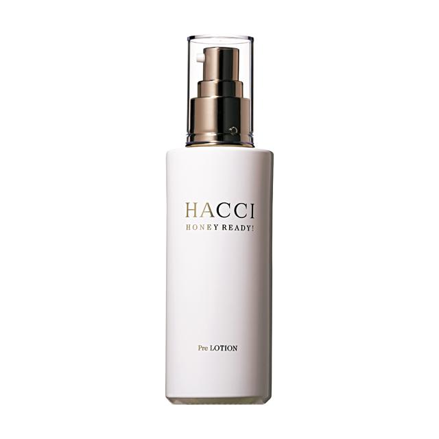 《HACCI》肌環境を整えて潤いが浸透しやすい肌に育てる